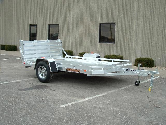 Where to find TRAILER, MOTORCYCLE 2 PLACE in Wayzata
