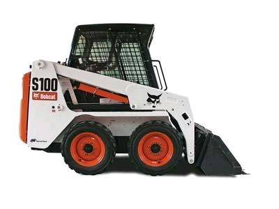 Where to find BOBCAT S100 in Wayzata
