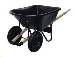 Where to find WHEELBARROW 8 CU FT DUAL in Wayzata