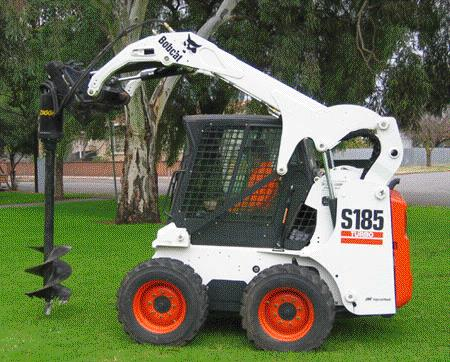 Where to find AUGER, BOBCAT S550 PACKAGE in Wayzata