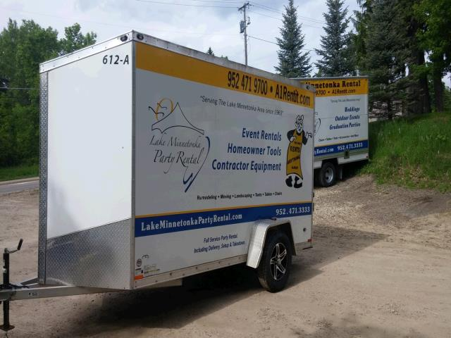 TRAILER ENCL 6 FOOT X 12 FOOT A RAMP Rentals Wayzata MN, Where to