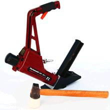 Where to find Nailer, Hardwood 3 4 ADJ LNAIL  Red in Wayzata