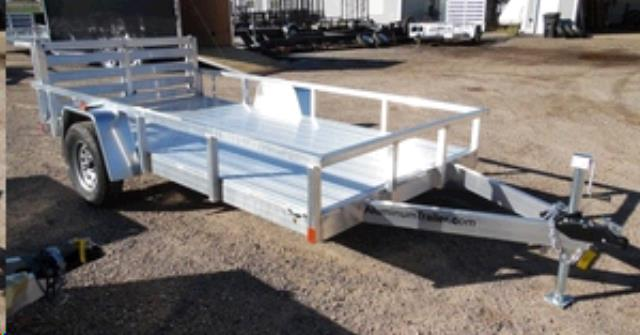 Where to find TRAILER, 6  X 12  ALUM UTILITY in Wayzata