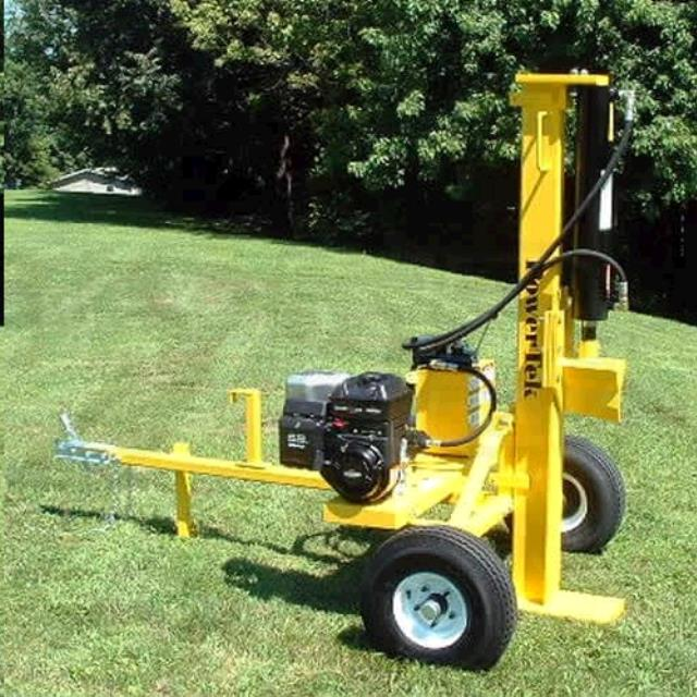 Where to find LOG SPLITTER, POWERTEK in Wayzata