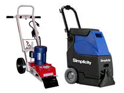 Floor Care Equipment & Sander Rentals in West Metro
