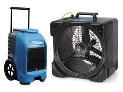 Fan & Dehumidifier Rentals in West Metro