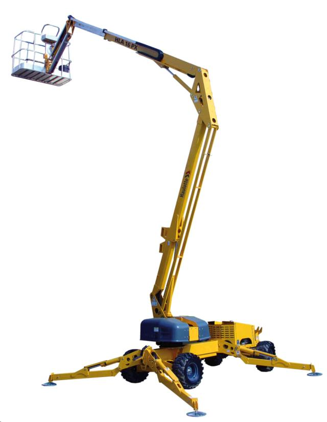 Lift & Ladder Rentals in West Metro