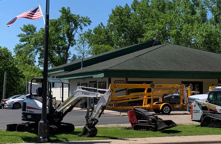Equipment Rentals in Lake Minnetonka and the Western Suburbs of Minneapolis
