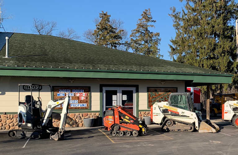 Contractor Equipment Rentals in Lake Minnetonka and the Western Suburbs of Minneapolis