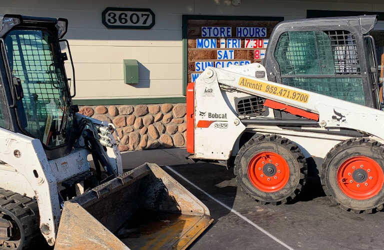 Jobsite Equipment Rentals in Lake Minnetonka and the Western Suburbs of Minneapolis